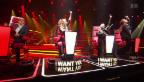 Video ««The Voice of Switzerland»: Die Spannung steigt» abspielen