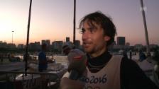 Video «Segler Brauchli: «Habe keine Energie, mich aufzuregen»» abspielen