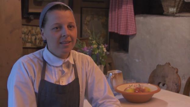 Video «Kurzinterview Näherin Marianne Müller» abspielen