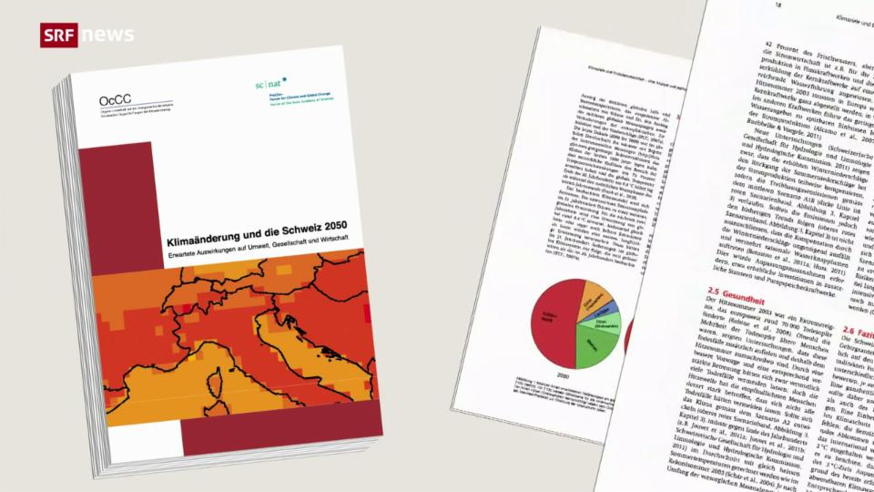 Bundesrat löst wissenschaftlichen Klimabeirat OcCC auf