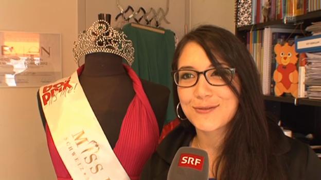 Video «Lea Sara Wittwer über ihre Schwangerschaft» abspielen
