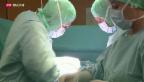 Video «Jeder ein Organspender?» abspielen