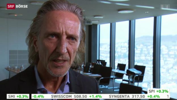 Video «SRF Börse vom 07.01.2015» abspielen