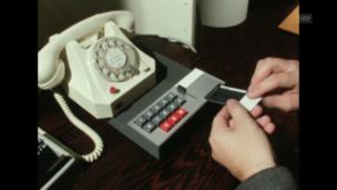 Video «Telefon-Vorwahlgerät (1974)» abspielen