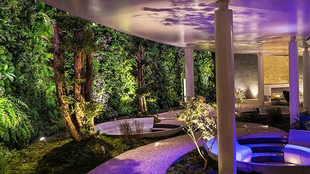 Der Garten als Statussymbol