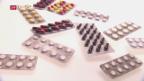 Video «Kampf gegen hohe Medikamentenpreise» abspielen