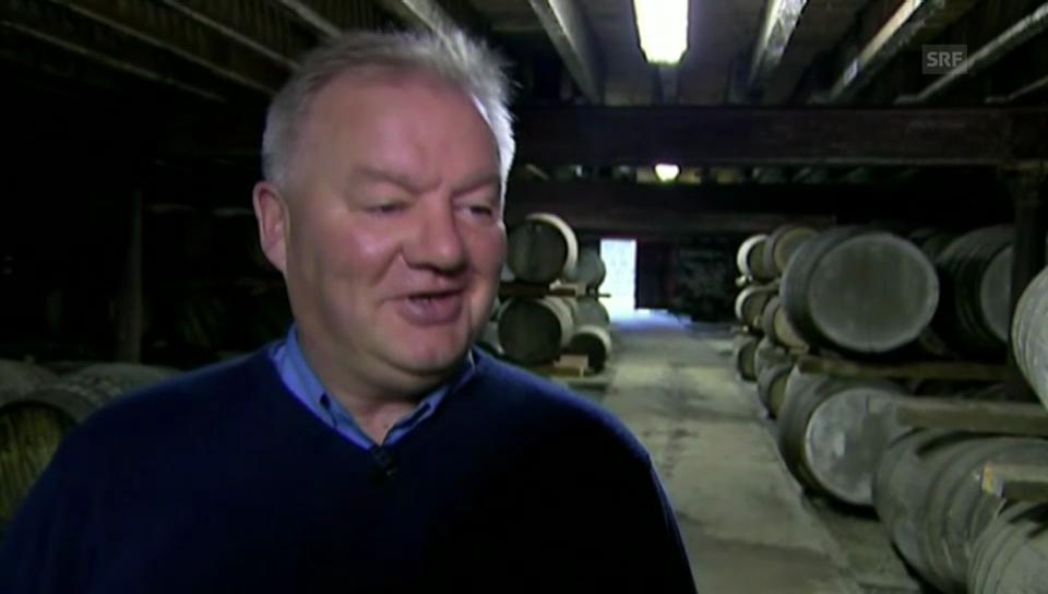 Alan McConnochie: «Niemand wird diesen Whisky ablehnen»