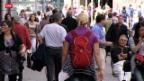Video «Bankgeheimnis für viele Schweizer nicht wichtig» abspielen