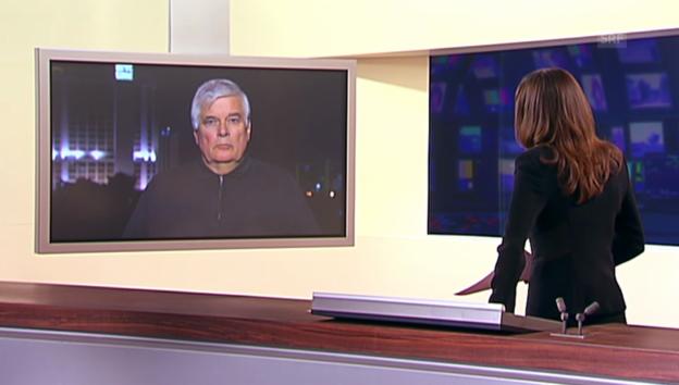 Video «Einschätzungen von SRF-Korrespondent Ulrich Tilgner» abspielen