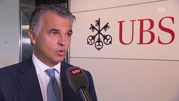 Video «Interview mit UBS-Chef Sergio Ermotti» abspielen