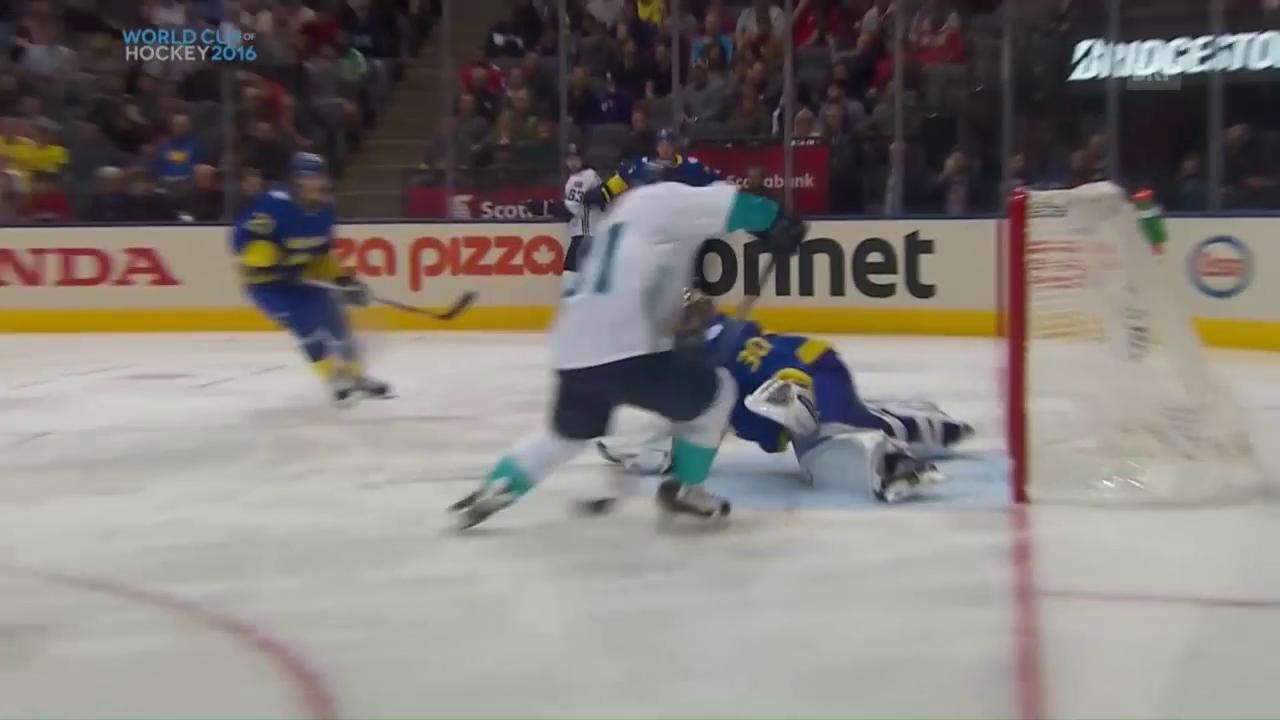 Tatar schiesst Team Europa in den Final (Quelle: SNTV)