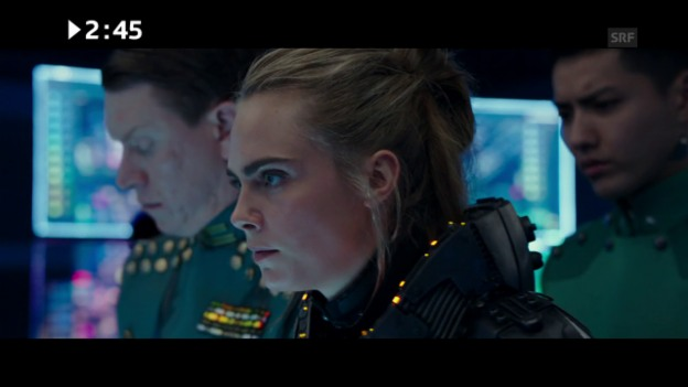 Video «Im Kino: «Valerian and the City of a Thousand Planets»» abspielen