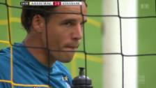 Video «Fussball: Start zur neuen Bundesliga-Saison» abspielen
