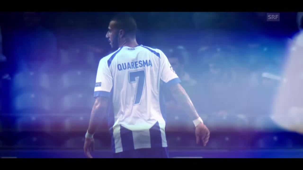 Fussball: Ricardo Quaresma Werdegang