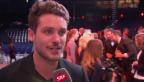 Video «Die Sieger des Abends: Hediger, Boss, Baumann und Baker» abspielen