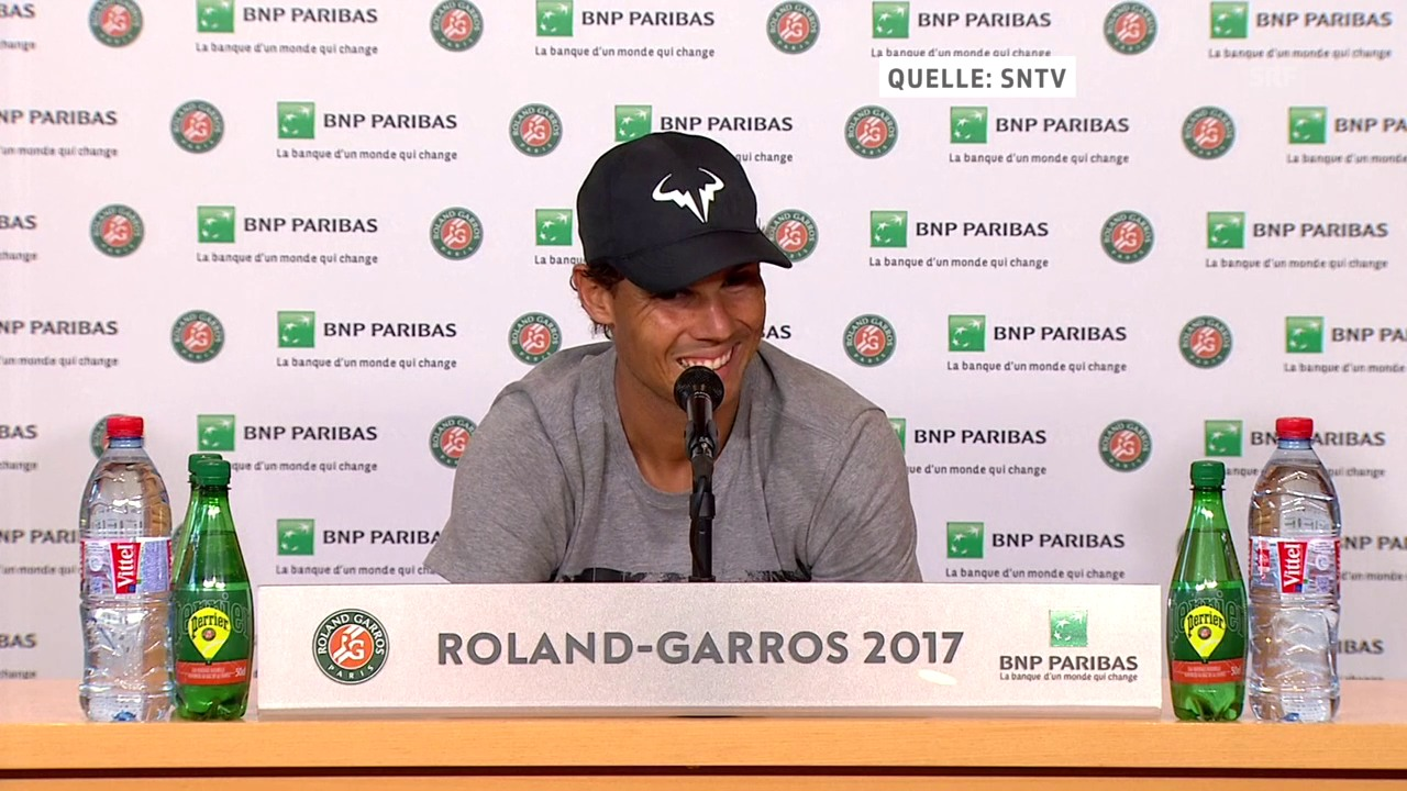 Nadal: «Meine Lieblingszahl ist eigentlich neun»