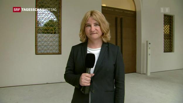 Video «SRF-Korrespondentin Valentina de Vos schätzt ein» abspielen