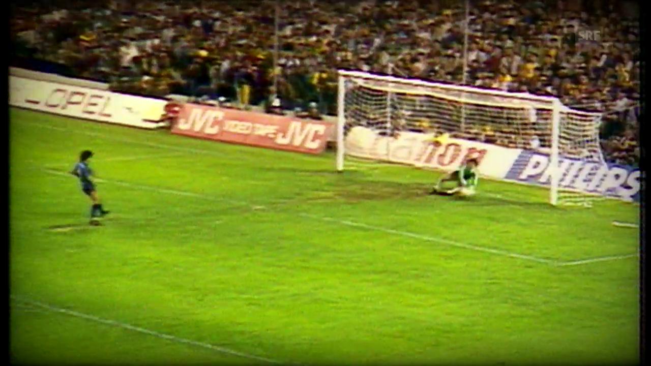 Steaua-Barcelona: Das legendäre Penaltyschiessen von 1986