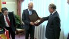 Video «Bundesrat Alain Berset in China» abspielen