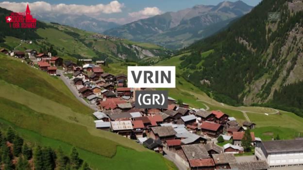 Video «Dorfporträt: Vrin (GR)» abspielen