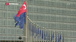 Video «Österreich fordert Einstellung der Beitrittsverhandlungen» abspielen