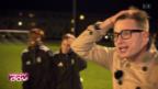 Video «Starduett: «Bring en hei» mit Baschi - Einspieler» abspielen