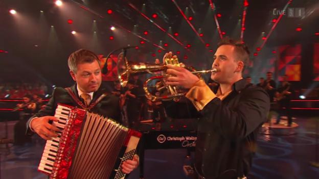 Video «Christoph Walter Orchestra - Medley» abspielen
