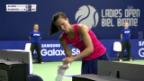Video «Golubic - Sasnowitsch: Die Live-Highlights» abspielen
