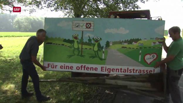 Video «Schweiz aktuell vom 02.08.2017» abspielen