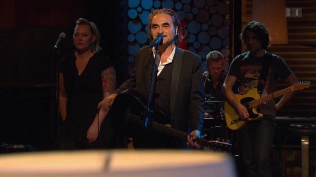 Video «Stephan Eicher mit «Rosmarie und I»» abspielen