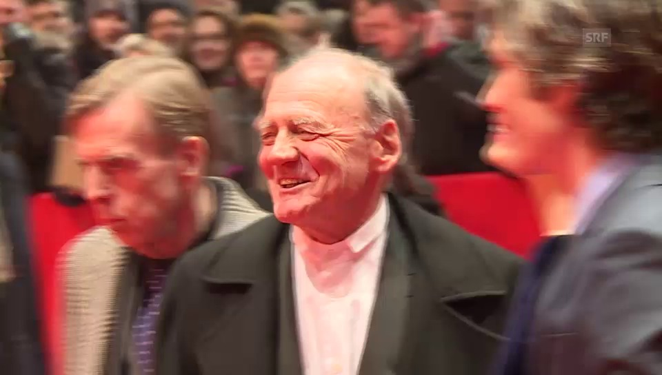 Bruno Ganz an der Berlinale 2017