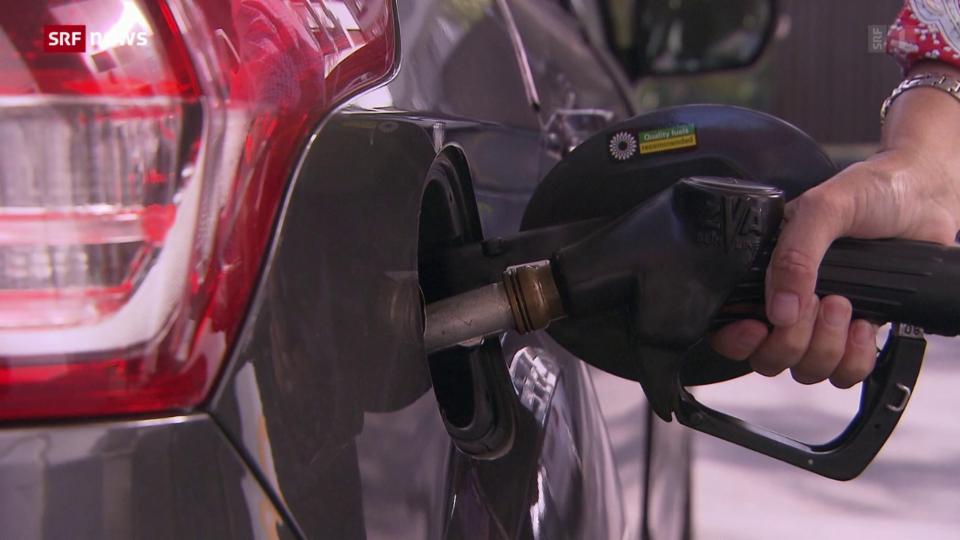 Nationalratskommission diskutiert Erhöhung des Benzinpreises