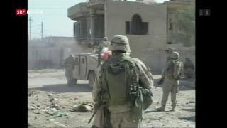Video «Falluja – was bisher geschah» abspielen