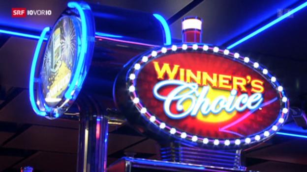 Video «Keine goldenen Zeiten für Casinos» abspielen