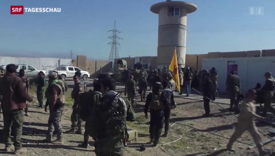 Armee kontrolliert wieder Teile von Tikrit