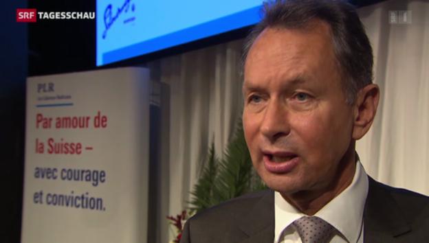 Video «FDP überlässt Listenverbindungen den Kantonalparteien» abspielen