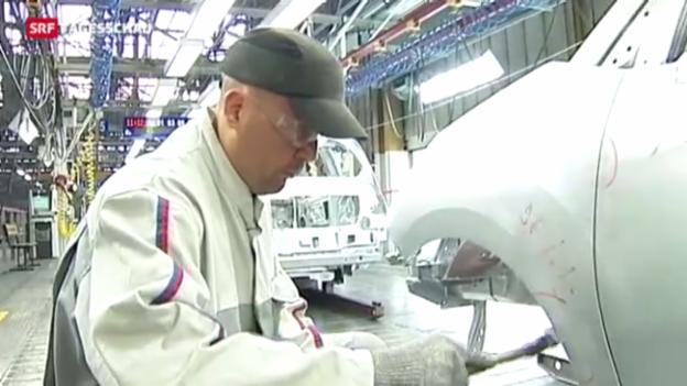 Video «Krise bei Europas zweitgrösstem Autobauer» abspielen