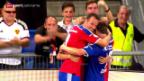 Video «Fussball: Rückblick auf Basel - FCZ» abspielen