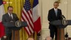 Video «USA und Frankreich wollen enger zusammenarbeiten» abspielen
