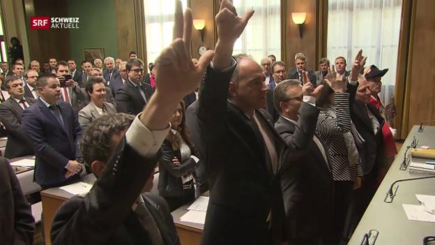 Video «Schweiz aktuell vom 27.03.2017» abspielen