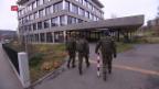 Video «Soldaten üben Ernstfall im Spital» abspielen