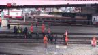 Video «Zugentgleisung mit Folgen in Luzern» abspielen