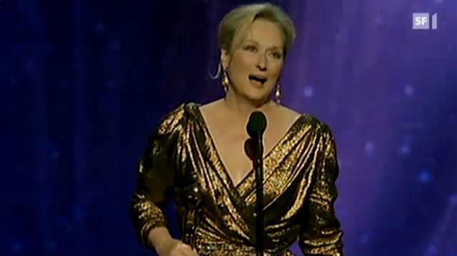 Oscars 2012: Die Show