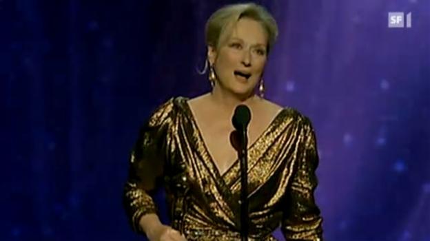 Video «Oscars 2012: Die Show» abspielen