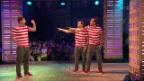 Video «Auftritt Starbugs Comedy» abspielen