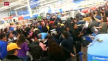 Video «Der Amerikaner im Kaufrausch» abspielen