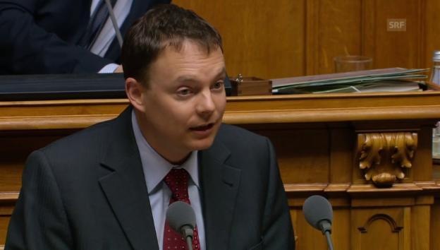 Video «Thomas Maier: «Konjunkturprogramme bringen nichts»» abspielen