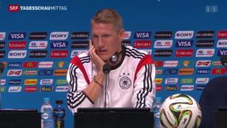 Video «Vor dem WM-Final» abspielen