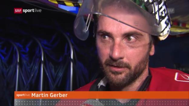 Video «Interview mit Martin Gerber» abspielen