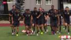 Video «Fussball: YB vor dem Saisonstart» abspielen
